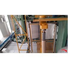 SILICONE COATING  Laminator / coating machine SILICONE COATING UV