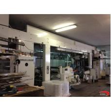 WINDMOLLER & HOLSCHER  Laminator / coating machine SOLVENTLESS
