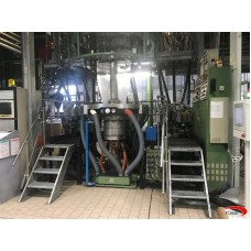 3 layers KIEFEL  film blowing machine