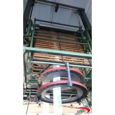 1 layers TECOM 65 blown film machine
