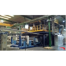 5 layers PRIMPLAST CAST2000 Cast film machine