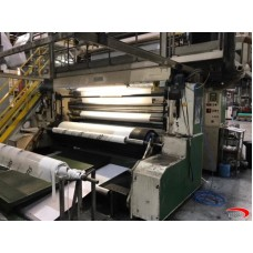 3 layers MACCHI  Blown film extrusion line