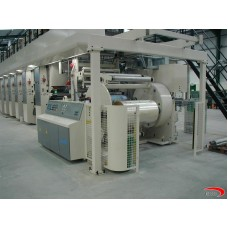 10 colors CERUTTI R960 Rotogravure printing machine