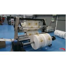 DE BERNARDI  DB 100 N SH Bag making machine Soft loop handles
