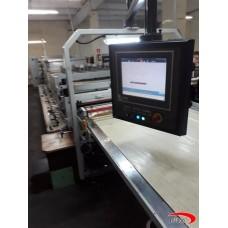WATERLINE 1200 Pauches and vacuum bag making