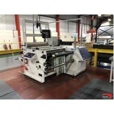 ASHE Dorctoring machine slitter rewinder
