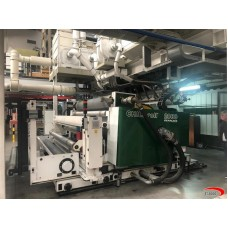 5 layers MACCHI  Cast film extrusion line