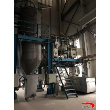 5 layers DMT  BOPP / BOPET extrusion machine