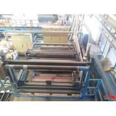 3 layers TCE  Blown film extrusion line