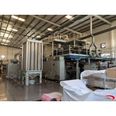 3 layers ADTECH PROVERA  Cast film extrusion line
