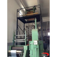 1 layers GHIOLDI  film blowing machine