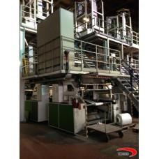 3 layers MACCHI ( COEX ) blown film plant