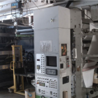 Продажа и установка шестицветной печатной машины