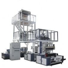 Трехслойная (АВА) экструзионная линия для изготовления пленки HDPE