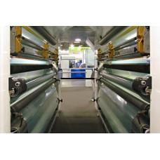 3 layers MACCHI COEX 3 film blowing machine
