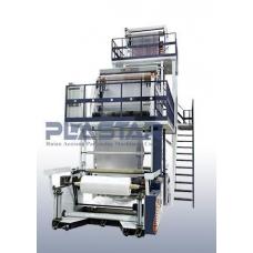 MSD-60-1100 экструзионная линия для изготовления пленки HDPE