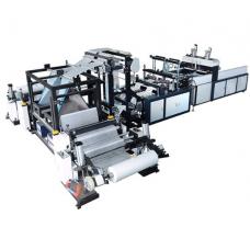 ONL-DT Двухлинейная машина для изготовления нетканых футболок