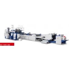 ZB1100S-380 Автоматическая машина для производства бумажных пакетов с подачей листов
