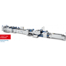 ZB 1200CT-430 с Автоматическая машина для изготовления одноразовых сумок