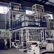 SD 75-1500 экструзионная линия для изготовления пленки LDPE ПНД