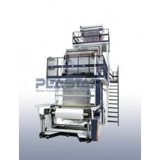 SD-60-1100 экструзионная линия для изготовления пленки HDPE ПВД