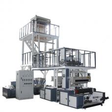 SG-2L1500 двухслойная экструзионная линия LDPE/LLDPE