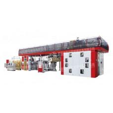«E-BOSS»CI сервоприводная флексопечатная машина